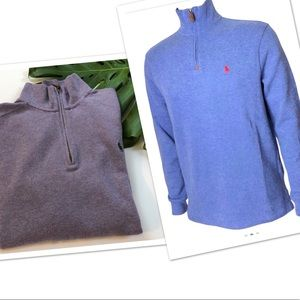 Polo By Ralph Lauren Lilac Long Sleeve